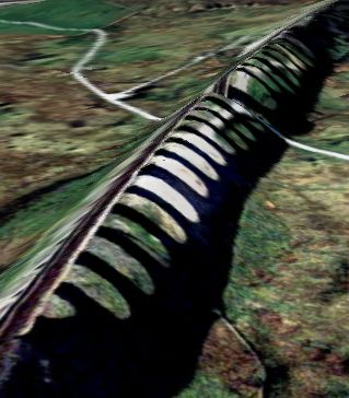 Ribblehead Viaduct has been bing'ed