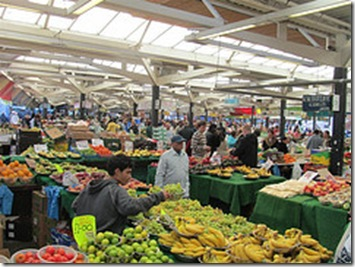 leicester market